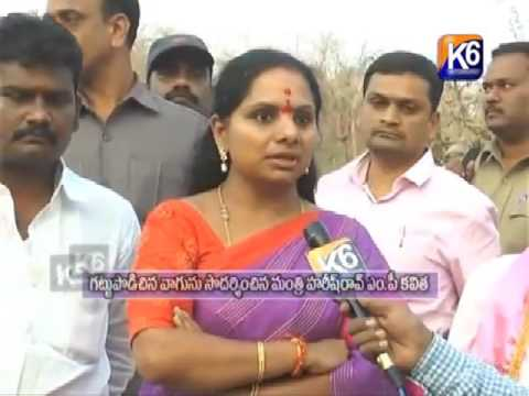 Mision Bhagiratha Vice Chairman  Prashanth reddy special story