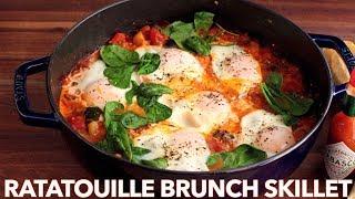 【三十分鐘上菜】法式燉蔬菜、起司馬鈴薯餅|本餐熱量 547大卡