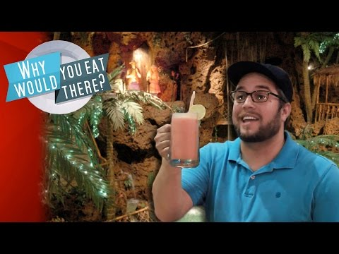 CASA BONITA: Cliff Divers With Your Tacos??? - Why Would You Eat There?