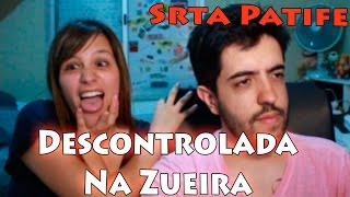 MINHA NAMORADA TA MUITO BR HUE! - GARTIC COM A NOVINHA! [Super Edição]