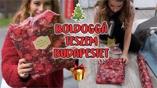 Boldoggá teszem Budapestet - Szerezz Örömet | Viszkok Fruzsi