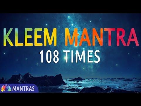 KLEEM Mantra Chanting | 108 Times