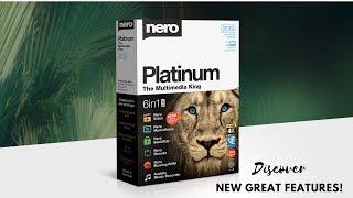Nero Platinum 2019 - Vídeo do produto