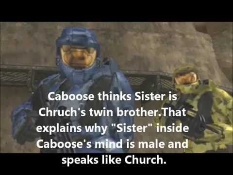 Red VS Blue: Yellow Church explained