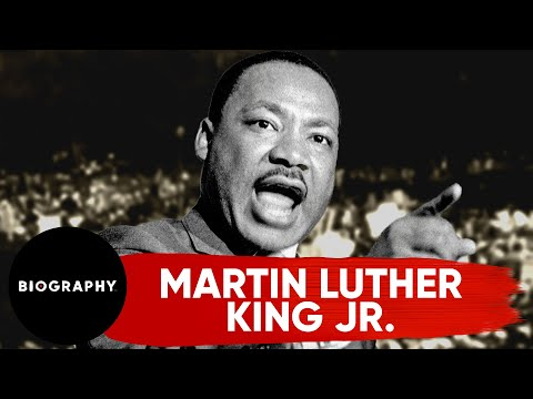 Martin Luther King Jr. | A Crusader For Liberation | Biography