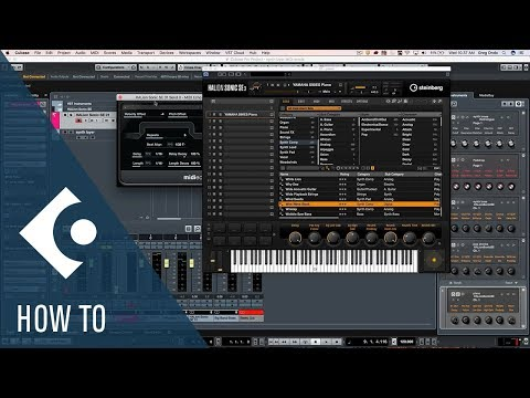 How to Layer Sounds on a MIDI Track in Cubase | Q&A with Greg Ondo
