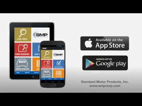 Standard Motor Products taps TFI Envision for SMP Parts app development