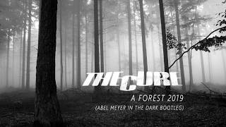 The Cure -  A Forest (Abel Meyer In The Dark remix)