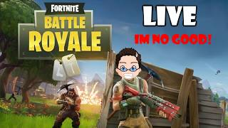 Fortnite - CodePrime8 - Live Stream!!!
