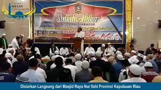 Subuh Akbar Pemprov Kepri Bersama Ustadz Abdul Somad, Lc,. MA