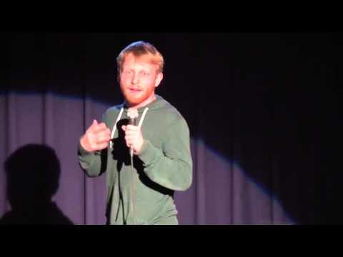 Lars Lenius- StandUp-Comedy