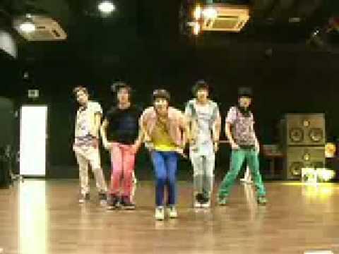 SHINee - Replay (Dance Practice)