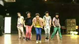 Repeat youtube video SHINee - Replay (Dance Practice)