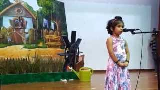 Nithya Snehathal by Anugraha Mary Prince @ Heavenly Feast VBS 2014 Kuwait