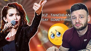 Reacting to KZ Tandingan - Say Something |  The Singer 2018 | Philippines is CRAZY Talented !