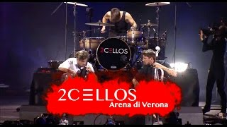 2CELLOS - Mombasa [Live at Arena di Verona]