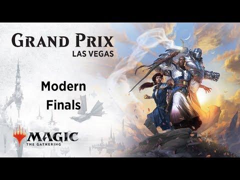 Grand Prix Las Vegas 2018 (Modern) Finals