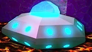 UFO ALIEN ATTACK!? | ROBLOX JAILBREAK #2