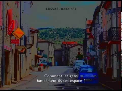 Lussas - Rue des plaisirs poster