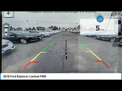 2018 Ford Explorer COSTA MESA,NEWPORT BEACH,HUNTINGTON BEACH,IRVINE 0JB56688
