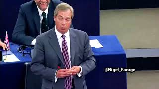 Farage: The Old Order is being swept away
