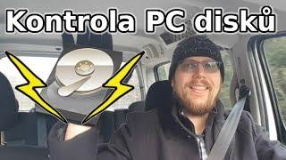 Kontrola počítačových disků