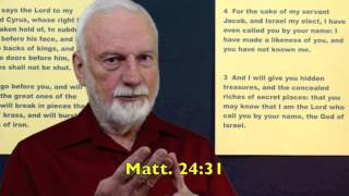 Is Donald Trump King Cyrus in Isaiah 45?