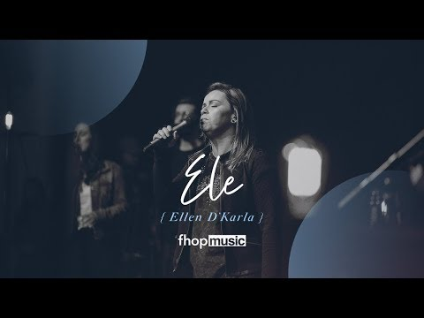 ELE (LYRIC VIDEO) | Ellen D'Karla | Fhop Music