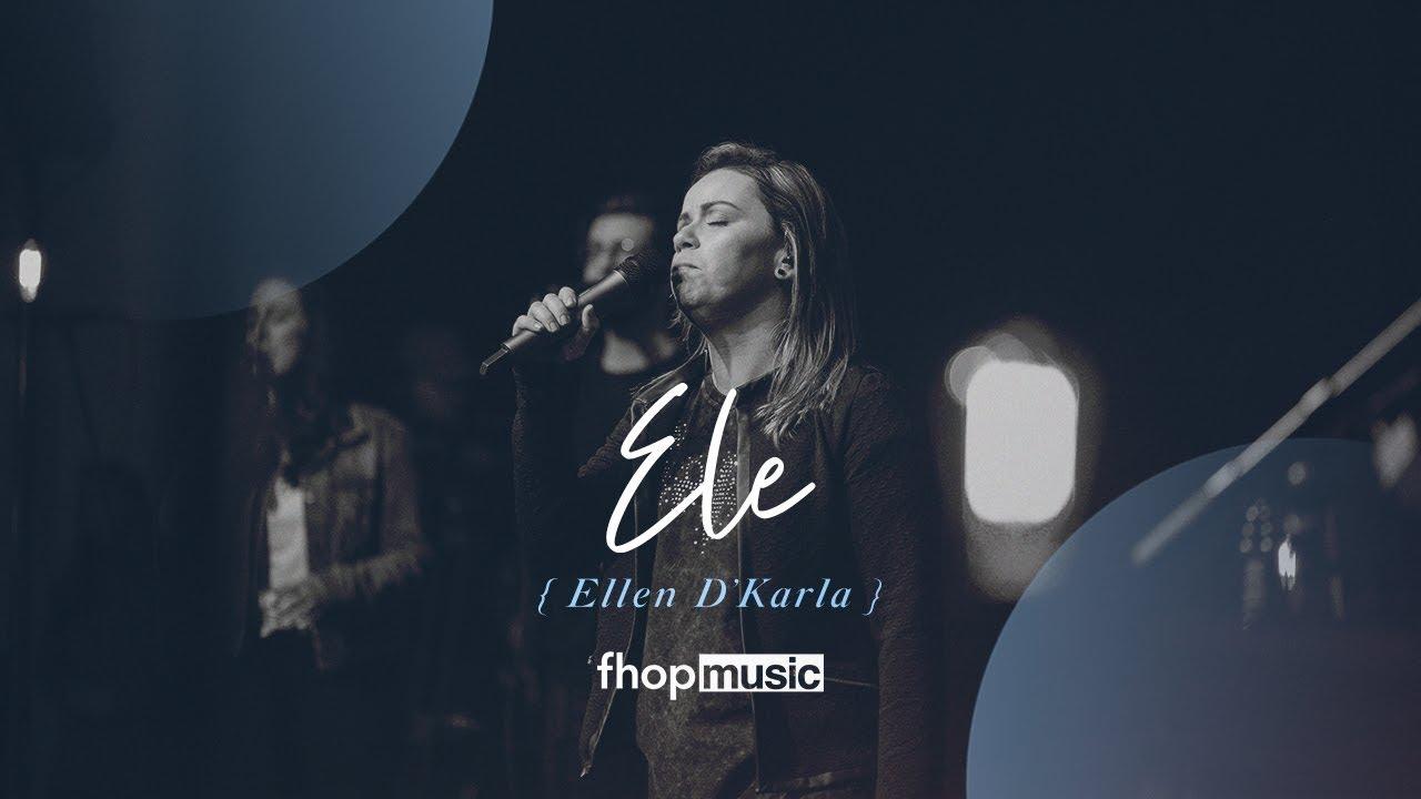 Download ELE (LYRIC VIDEO)   Ellen D'Karla   fhop music