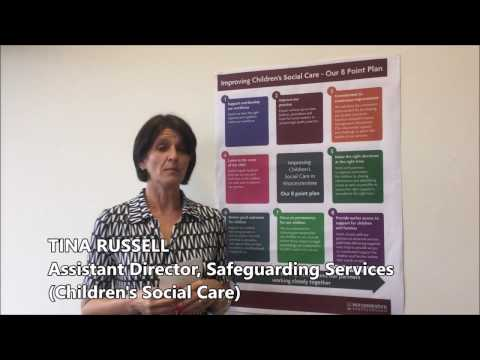 Tina Russell - Assistant Director | Provide earlier access to support for children and families