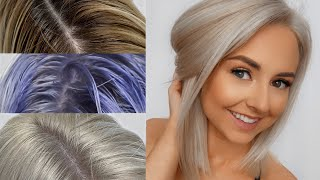 DIY PLATINUM BLONDE