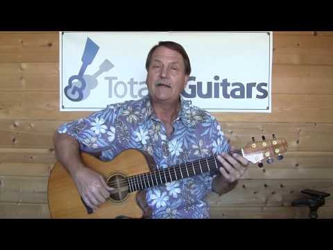 So Far Away by Carole King – Totally Guitars Lesson Preview