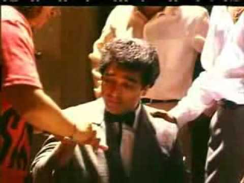 aboorva sagotharargal love failure scene2