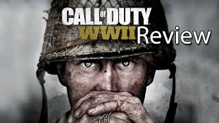 Call of Duty: WWII Xbox One X Gameplay Review
