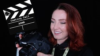 ASMR - Are you MALE? 18-35? Casting Call for the MALE LEAD in Feature Film (requested)
