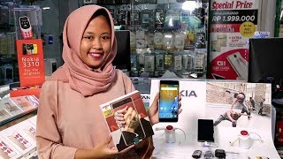 Unboxing Nokia 6 Garansi Resmi, Desain Menawan, bikin Hati Tertawan!
