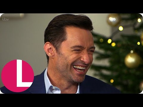 Hugh Jackman Would Still Love to Try His Hand at Some Shakespeare (Extended) | Lorraine