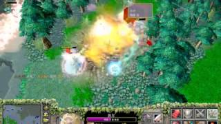 Invoker Guide - [PIS] Yaphets plays Invoker - Dota Allstars 6.74c (part 5/8)