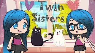 The Identical Twin Sisters | A Gacha Life Mini Movie | Gachaverse | Gacha Studio | E1