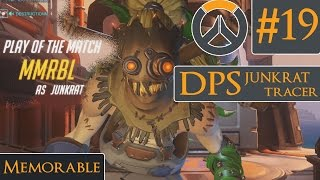 Repeat youtube video OVERWATCH - DPS Junkrat SON