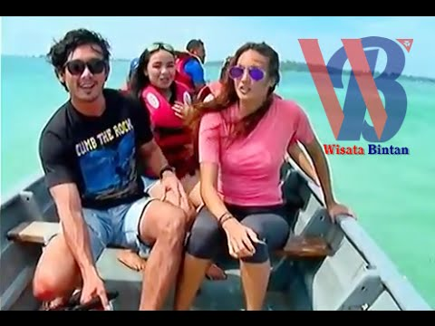 Wisata Bintan MY TRIP MY ADVENTURE With Densu Dan Nadine