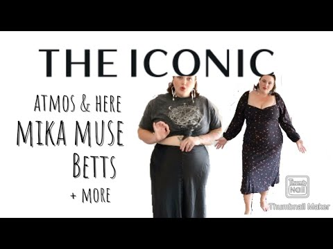 PLUS SIZE HAUL | The Iconic - New In!