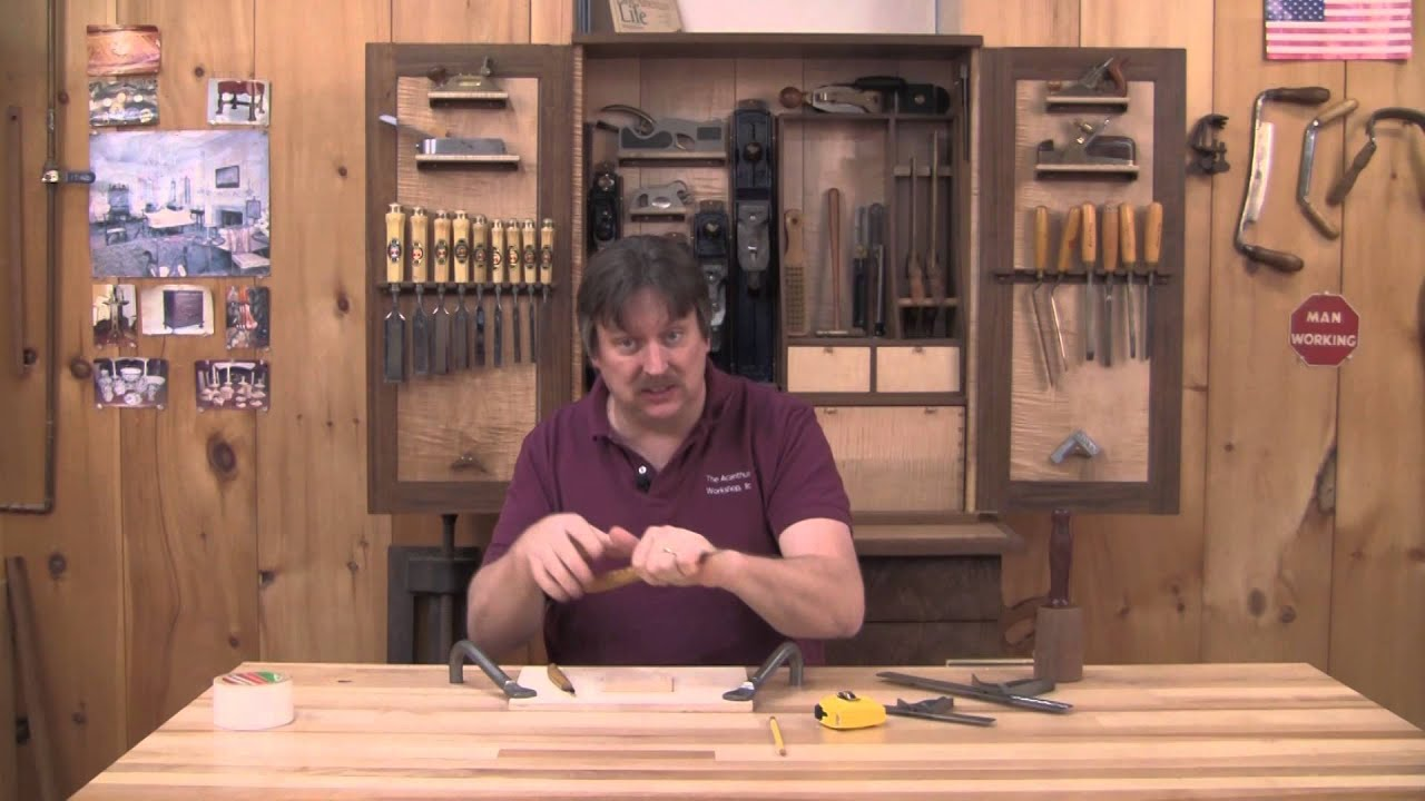 No bs woodworking season 2 episode 6 preview chip carving basics