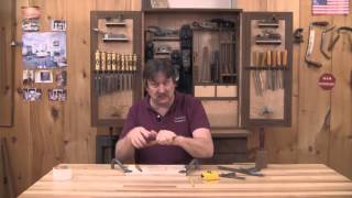 No Bs Woodworking Season 2 Episode 6 Preview - Chip Carving Basics