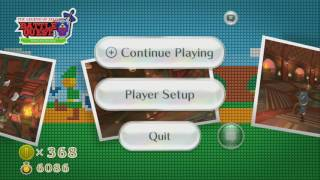 Krobros play Nintendo Land part 3 Mario Run and Legend of Zelda