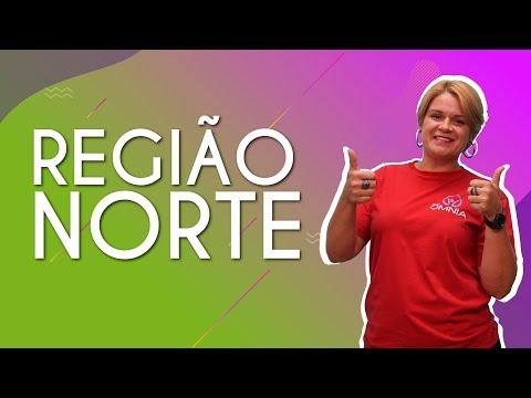 Região Norte - Brasil Escola
