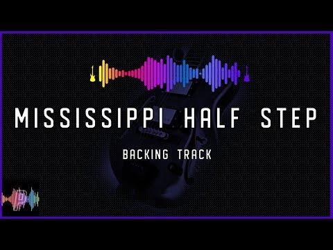 Grateful Dead Mississippi Half Step Part I Guitar Backing Track