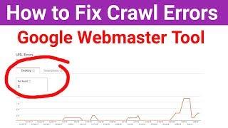 How to Fix Crawl Errors in Google Webmaster Tools [Hindi]