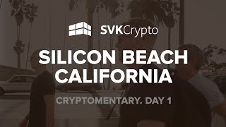 Silicon Beach, California - Day 1 Vlog & Interview with Everipedia