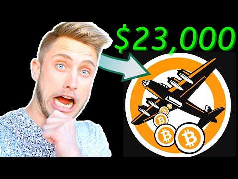 Cryptocurrency News – Bitcoin Hits $23,000